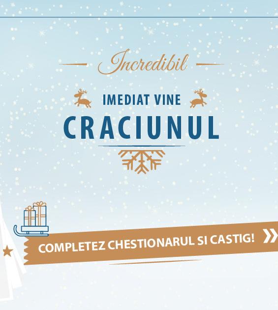 Am incheiat cercetarea ce vizeaza obiceiurile de cumparare a cadourilor de Craciun!